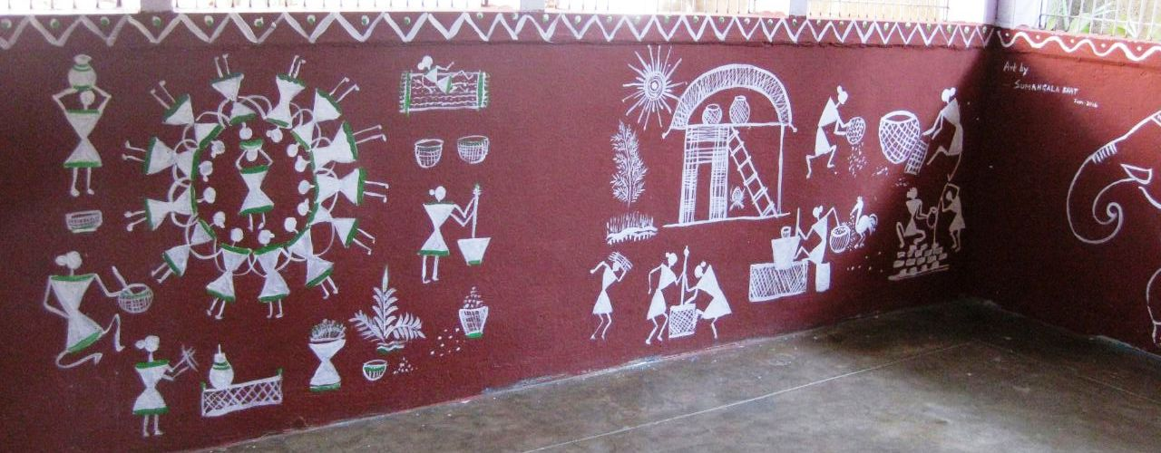 warli art tribal craft